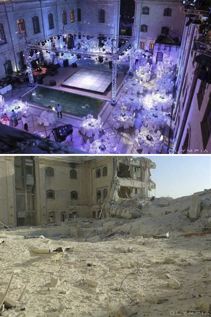 Aleppo, Syria Before and After 27